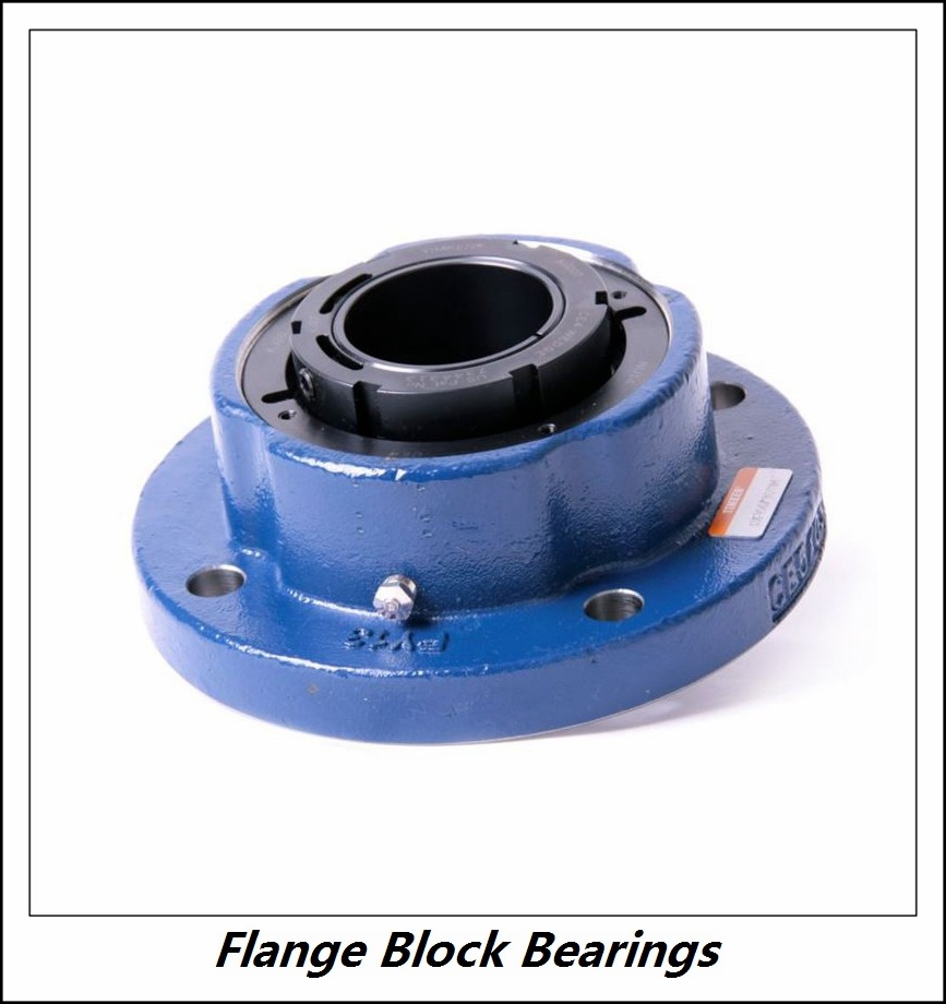 LINK BELT F3U227HK14  Flange Block Bearings