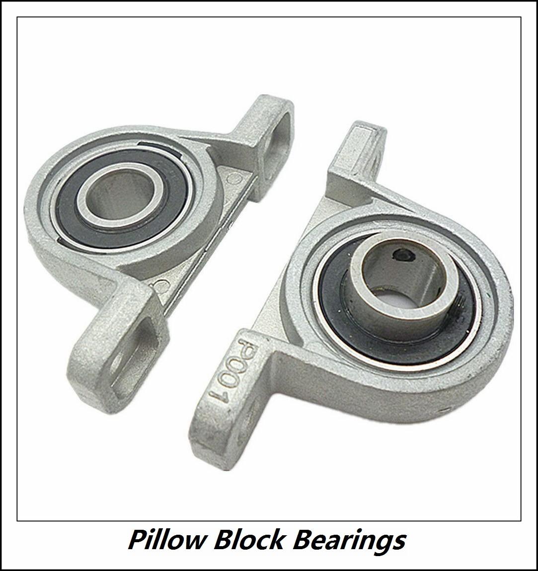 4.5 Inch | 114.3 Millimeter x 6.299 Inch | 160 Millimeter x 5.906 Inch | 150 Millimeter  QM INDUSTRIES QAASN22A408SEN  Pillow Block Bearings