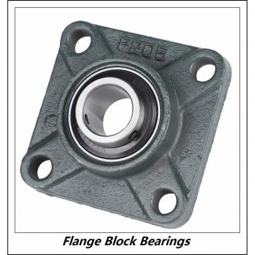 LINK BELT KLFSS223DC  Flange Block Bearings