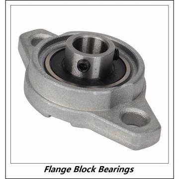 DODGE F4B-GTMAH-203  Flange Block Bearings