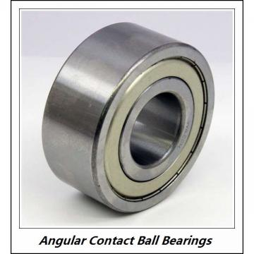 15 x 1.378 Inch | 35 Millimeter x 0.433 Inch | 11 Millimeter  NSK 7202BW  Angular Contact Ball Bearings