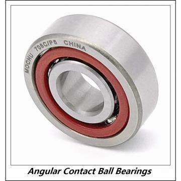 0.591 Inch   15 Millimeter x 1.654 Inch   42 Millimeter x 0.748 Inch   19 Millimeter  NTN 3302A  Angular Contact Ball Bearings