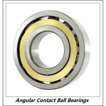 30 x 2.441 Inch | 62 Millimeter x 0.63 Inch | 16 Millimeter  NSK 7206BW  Angular Contact Ball Bearings