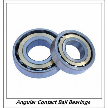 1.181 Inch | 30 Millimeter x 2.441 Inch | 62 Millimeter x 0.937 Inch | 23.8 Millimeter  NSK 3206B-2RSNRTN  Angular Contact Ball Bearings