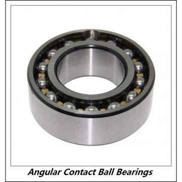2.559 Inch | 65 Millimeter x 4.724 Inch | 120 Millimeter x 1.5 Inch | 38.1 Millimeter  NTN 5213EEG15  Angular Contact Ball Bearings