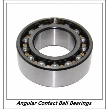 35 x 2.835 Inch | 72 Millimeter x 0.669 Inch | 17 Millimeter  NSK 7207BW  Angular Contact Ball Bearings