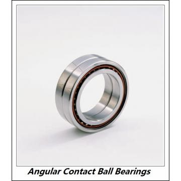 0.787 Inch | 20 Millimeter x 1.654 Inch | 42 Millimeter x 0.63 Inch | 16 Millimeter  INA 3004-B-TVH  Angular Contact Ball Bearings