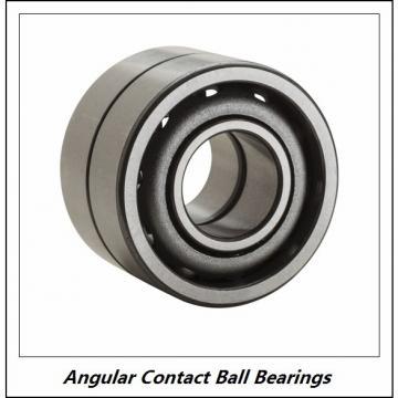 0.669 Inch | 17 Millimeter x 1.378 Inch | 35 Millimeter x 0.551 Inch | 14 Millimeter  INA 3003-B-TVH  Angular Contact Ball Bearings