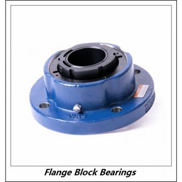 LINK BELT F3W219E  Flange Block Bearings