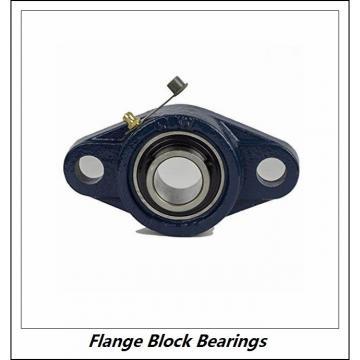 DODGE F4B-GTMAH-307  Flange Block Bearings