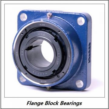 DODGE F4B-GTAH-203  Flange Block Bearings