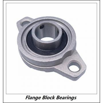 DODGE F2B-SXV-111-NL  Flange Block Bearings