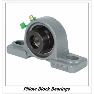 3.15 Inch | 80 Millimeter x 4.03 Inch | 102.362 Millimeter x 3.74 Inch | 95 Millimeter  QM INDUSTRIES QMPF18J080SO  Pillow Block Bearings