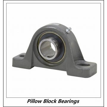 2.756 Inch | 70 Millimeter x 3.62 Inch | 91.948 Millimeter x 3.126 Inch | 79.4 Millimeter  QM INDUSTRIES QMP15J070SO  Pillow Block Bearings