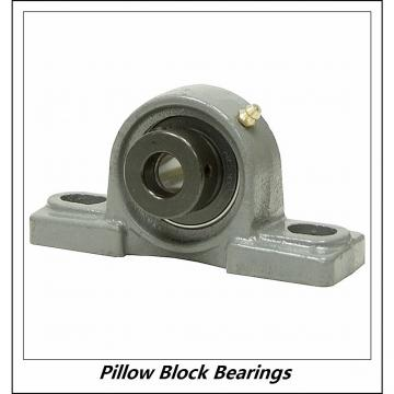 2.25 Inch | 57.15 Millimeter x 3.15 Inch | 80 Millimeter x 2.75 Inch | 69.85 Millimeter  QM INDUSTRIES QASN11A204SB  Pillow Block Bearings