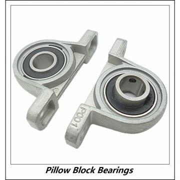 2.559 Inch | 65 Millimeter x 3.25 Inch | 82.55 Millimeter x 3.252 Inch | 82.6 Millimeter  QM INDUSTRIES QVPA15V065SEB  Pillow Block Bearings