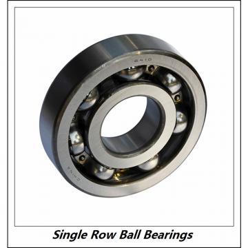 NSK BL207  Single Row Ball Bearings