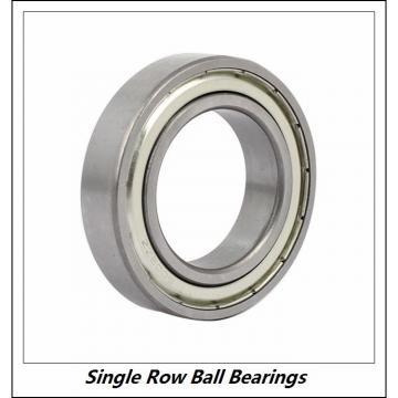 NSK R16Z  Single Row Ball Bearings