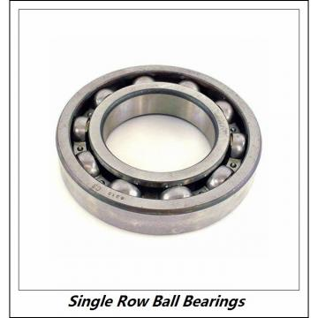 NSK R16V  Single Row Ball Bearings