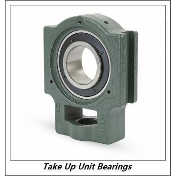 SEALMASTER ST-207TM  Take Up Unit Bearings