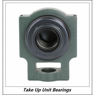 HUB CITY WSTU250 X 2-7/16  Take Up Unit Bearings