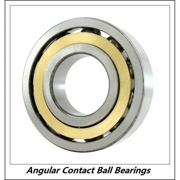 0.984 Inch   25 Millimeter x 2.047 Inch   52 Millimeter x 0.811 Inch   20.6 Millimeter  NTN 3205B  Angular Contact Ball Bearings #1 image