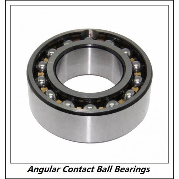 0.984 Inch   25 Millimeter x 2.047 Inch   52 Millimeter x 0.811 Inch   20.6 Millimeter  NTN 3205B  Angular Contact Ball Bearings #5 image