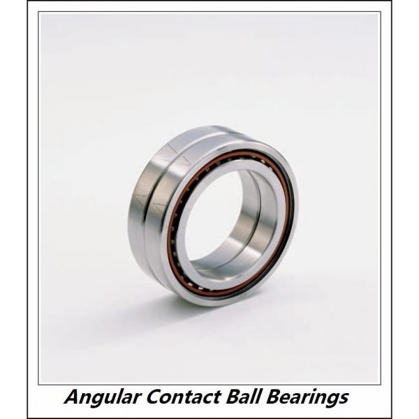 FAG 3308-B-2RS-TNH-C3  Angular Contact Ball Bearings #1 image