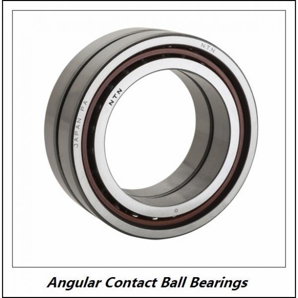 0.984 Inch   25 Millimeter x 2.047 Inch   52 Millimeter x 0.811 Inch   20.6 Millimeter  NTN 3205AC3  Angular Contact Ball Bearings #3 image