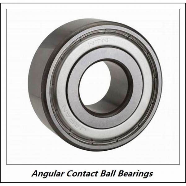 0.984 Inch   25 Millimeter x 2.047 Inch   52 Millimeter x 0.811 Inch   20.6 Millimeter  NTN 3205AC3  Angular Contact Ball Bearings #4 image