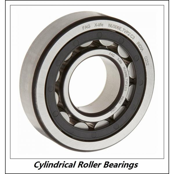 1.181 Inch | 30 Millimeter x 2.835 Inch | 72 Millimeter x 0.748 Inch | 19 Millimeter  CONSOLIDATED BEARING NU-306E M C/4  Cylindrical Roller Bearings #4 image