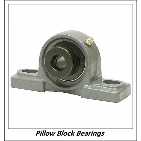 2.75 Inch | 69.85 Millimeter x 3.33 Inch | 84.582 Millimeter x 3.75 Inch | 95.25 Millimeter  QM INDUSTRIES QVPH17V212SM  Pillow Block Bearings #1 image