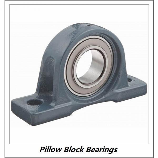 3.346 Inch | 85 Millimeter x 4.03 Inch | 102.362 Millimeter x 3.74 Inch | 95 Millimeter  QM INDUSTRIES QMPF18J085SEO  Pillow Block Bearings #1 image