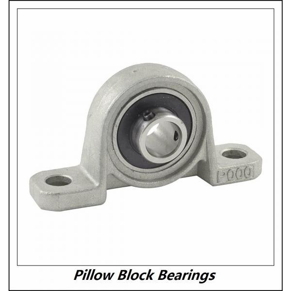 4.5 Inch | 114.3 Millimeter x 4.76 Inch | 120.904 Millimeter x 5.906 Inch | 150 Millimeter  QM INDUSTRIES TAPN26K408SEO  Pillow Block Bearings #2 image